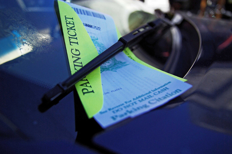 Snap, Swipe and Fight: App Fights Parking Tickets for You - Urbanful | Fixed App News | Scoop.it