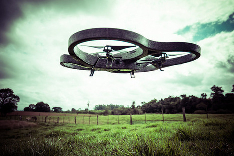 3 Reasons Drones are the Future of Farming - Drone Definition | Drones and UAVs - Daily News about Drones (More than just a Gadget) | Scoop.it