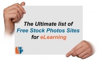 The Ultimate list of Free Stock Photos Sites for eLearning | EAP, ELT and EFA | Scoop.it