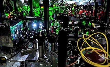 100 años de relatividad | Científicos: biología, medicina, química, geología | Scoop.it