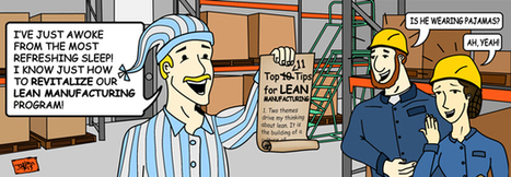 11 Tips to Elevate Your Lean Machine | DuraNews | Lean6Sigma | Scoop.it