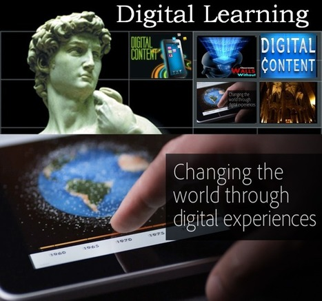 What is Digital Learning? | The learning environment and new technologies | Scoop.it