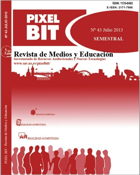 Revista Científica Pixel-Bit-Julio 2013 | Revistas de educación matemática | Scoop.it