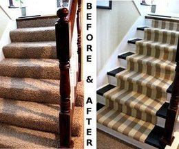 Revamp Old Carpeted Staircase | Home Tips | Scoop.it