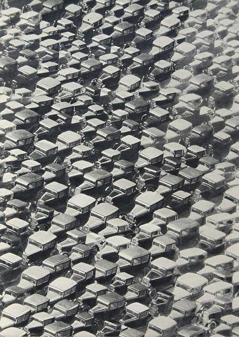 Twitter / History_Pics: Citroën series production, ... | motorissimo | Scoop.it