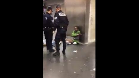 Contrôle d'un handicapé Gare de Lyon: une vidéo disculpe les policiers | Pierre-André Fontaine | Scoop.it