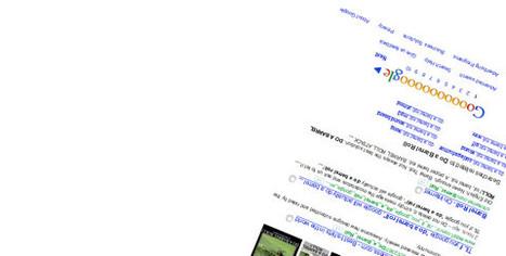 Google, Do a Barrel Roll | Easter Egg | Scoop.it