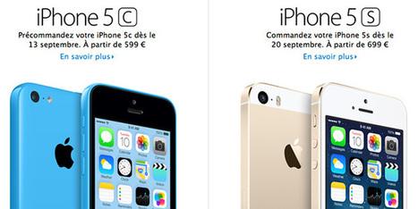 Apple, le novità: iOS7, iPhone 5C e iPhone 5S - fotOfonia | Fotografia Mobile | iphoneografia | fotOfonia | Scoop.it