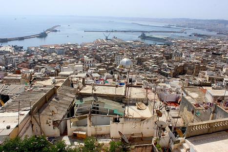 Le dernier souffle de la Casbah d'Alger | SI LOIN SI PROCHES | Scoop.it