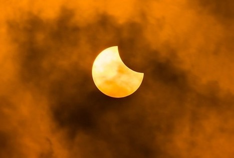 Extremely Rare Hybrid Solar Eclipse To Occur On Sunday | Space Science - SSMS | Scoop.it