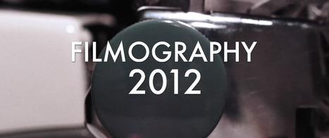 La filmographie de 2012 est sortie | Iconos Fantastica | Scoop.it