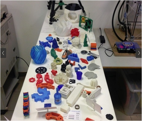L'Etat va financièrement soutenir 14 fab labs | great buzzness | Scoop.it