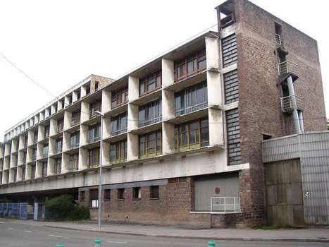 Claude and Duval: Le Corbusier's Only Industrial Building Continues to Operate | Urban design tools | Scoop.it