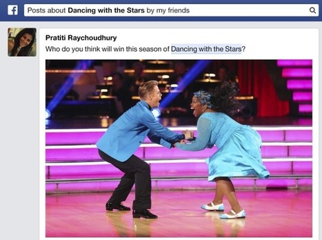 Facebook Starts Rollout Of Graph Search For Posts, Comments, Check-Ins To Reveal The Past And Present | TechCrunch | COMMUNITY MANAGEMENT - CM2 | Scoop.it