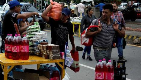 Venezuela: ouvertures ponctuelles de la frontière avec la Colombie | Venezuela | Scoop.it