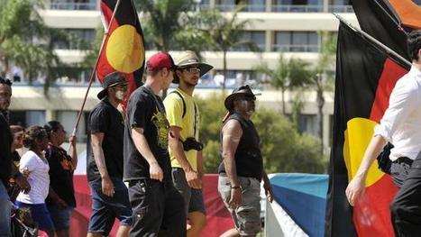 'Invasion Day' protesters take to the streets | Aboriginal and Torres Strait Islander Studies | Scoop.it