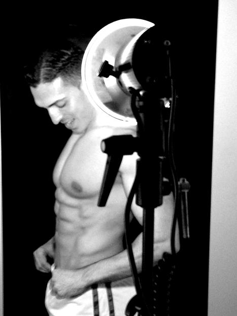 Shooting O. Alix - Paris | Fitness model | Scoop.it