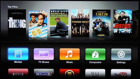 Apple TV in Schools | Ken's Odds & Ends | Scoop.it