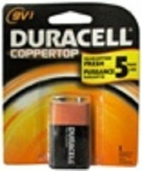 Duracell 9 Volt has several advantages and regularities over zinc-chloride battery | Global Imports, Inc. | Scoop.it