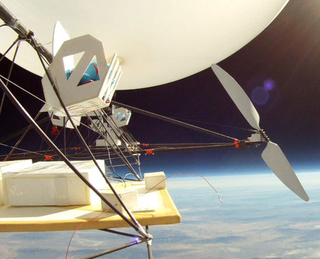 Airships Offer Alternative Stairway to Space : Discovery News | Planets, Stars, rockets and Space | Scoop.it