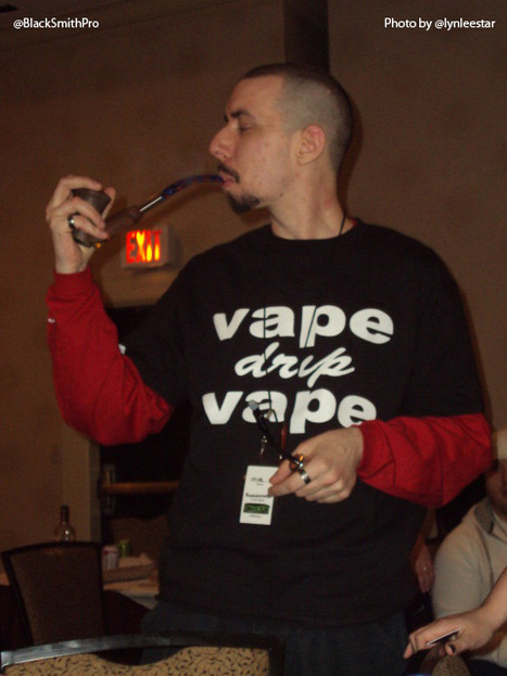 The Top 20 Most Influential Vapers in the US and the EU (According to Lyndsay Fox, a blogger who writes for ECigReviewed) | Vape Culture | Scoop.it