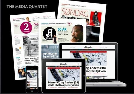 """Il """"media quartet"""": sei idee su come gestire la trasformazione dei giornali   Giornalismo Digitale   Scoop.it"""