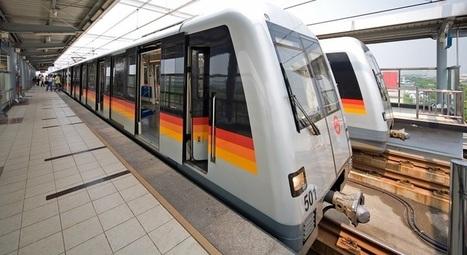 Alstom va fournir des systèmes de traction et moderniser des rames sur la ligne 5 du métro de Shanghai en Chine   BelgianRailway   Scoop.it