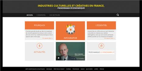 Premier panorama des industries culturelles et créatives en France | Festivals: données conjoncturelles générales | Scoop.it