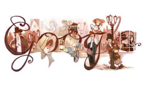 Google Celebrates Charles Dickens's 200th Birthday | Life @ Work | Scoop.it