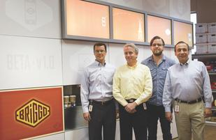 Austin coffee robot Briggo looks to 2013 growth - Austin Business Journal | The Robot Times | Scoop.it