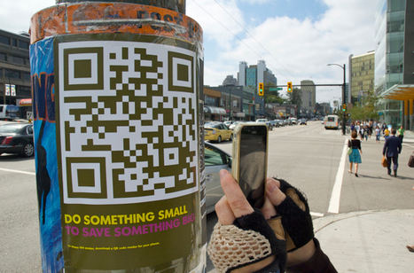 6 Fast Facts On The Future Of QR Codes For Nonprofit Fundraising - Tech Impact Blog - Leaders in Non-Profit Technology | Non-Profit 21 Century | Scoop.it