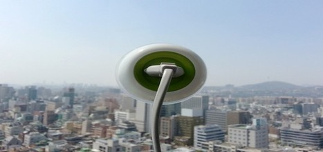 Solar-Powered Plug Transforms Windows Into Outlets | Sustainability Science | Scoop.it