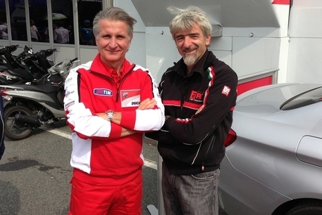 Gigi Dall'igna at Ducati? | Ducati news | Scoop.it
