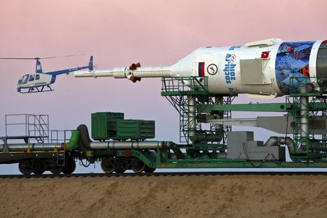 Russia sending Sochi Olympics torch into space | Russia & Germany - Tara Quillinan | Scoop.it