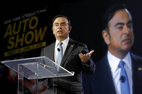 Renault-Nissan CEO Calls for Consistent Regulations on Autonomous Cars | Automated Vehicle Insights Selected for You by CATES | Scoop.it