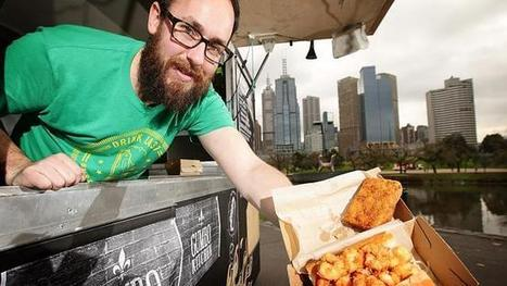Melbourne lifts ban on food trucks in the CBD - Herald Sun ~ Melbourne Hub | hemp lifestyle | Scoop.it