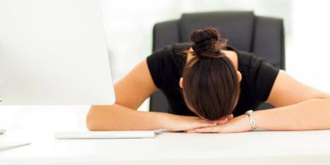 Fatigué à 10 heures au boulot : c'est quoi le problème ? | A voir | Scoop.it