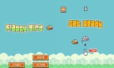 Addio Flappy Bird: è giallo sulla scomparsa dell'App | Beezer.it | Bizer | Scoop.it