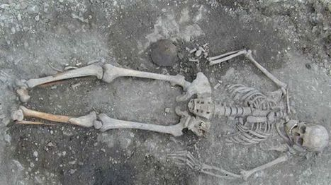 Ancient Europeans mysteriously vanished 4,500 years ago | Riverstone Topics | Scoop.it