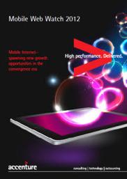 État des lieux des usages mobiles dans le monde en 2012 par Accenture | Mobile & Magasins | Scoop.it