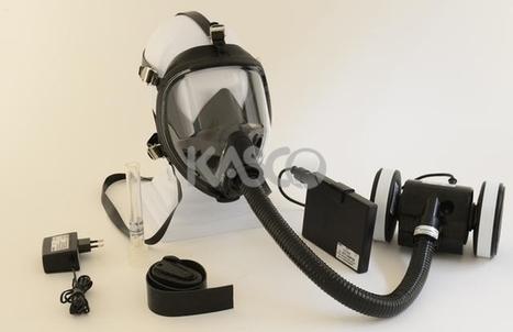 Maschera protezione polveri sottili | Kasco Srl - Reggio Emilia | Dispositivi di Protezione Linea Industria | Kasco srl - Reggio Emilia | Scoop.it