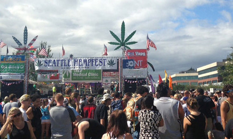 Seattle's Hempfest takes on new feel after legalization of marijuana | How Cannabis Will Change the World! | Scoop.it