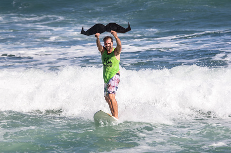 Movember Off the Lip Surf Jam with Quiksilver | This one is for the guys! | Scoop.it