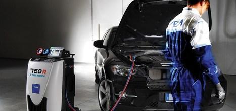 Diagnostic auto, entretien climatisation auto, analyse gaz. | Automotive Maintenance | Scoop.it