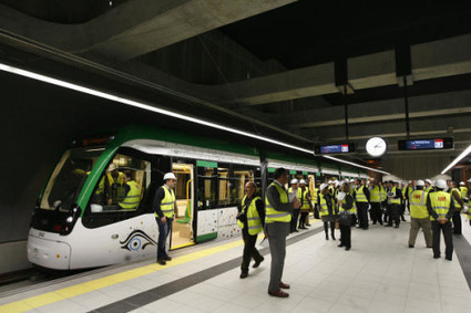 Malaga metro to open 12 July | Helping Hotels | Scoop.it