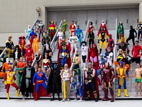 «Nous sommes des superhéros. Nous faisons des patrouilles de sécurité» - Rue89 | Présent & Futur, Social, Geek et Numérique | Scoop.it