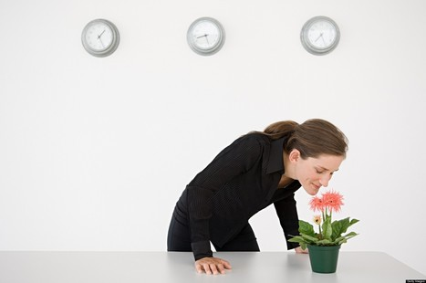 3 Simple Ways To Be More Mindful At Work | Mindfulness Research | Scoop.it