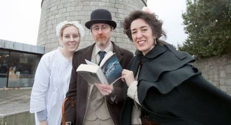 A Bloomin' daft idea that gives me no Joyce | The Irish Literary Times | Scoop.it
