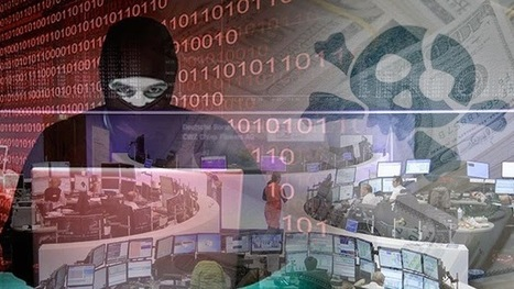 DOUGLAS LEZAMETA: La próxima crisis financiera puede venir del ciberespacio | Analysis Economic Report | Scoop.it
