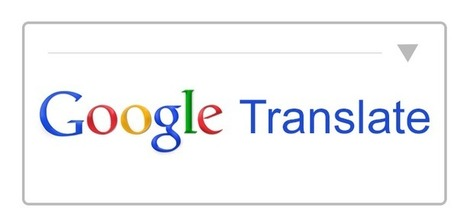 How to Add A Google Translate Widget To Your Blog | IKTak hezkuntzan | Scoop.it